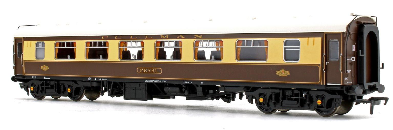 BR MK1 FP Pullman First Parlour 'Pearl'  Umber & Cream Passenger Coach