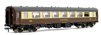 BR Mk1 SP Pullman Second Parlour 'Car No 350' Umber & Cream Passenger Coach