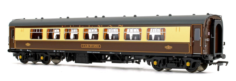 BR Mk1 SP Pullman Second Parlour 'Car No 350' Umber & Cream Passenger Coach