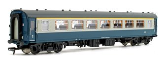 BR MK1 FO Pullman First Open Blue & Grey Passenger Coach