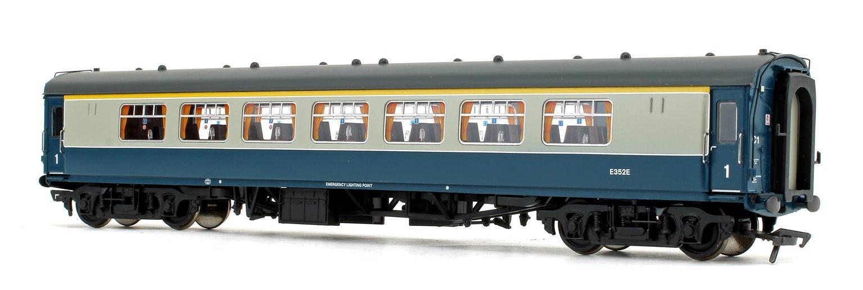 BR MK1 FO Pullman First Open Blue & Grey Passenger Coach