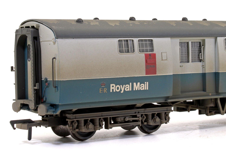 BR Mk1 POS Post Office Sorting Van BR Blue & Grey (Weathered)