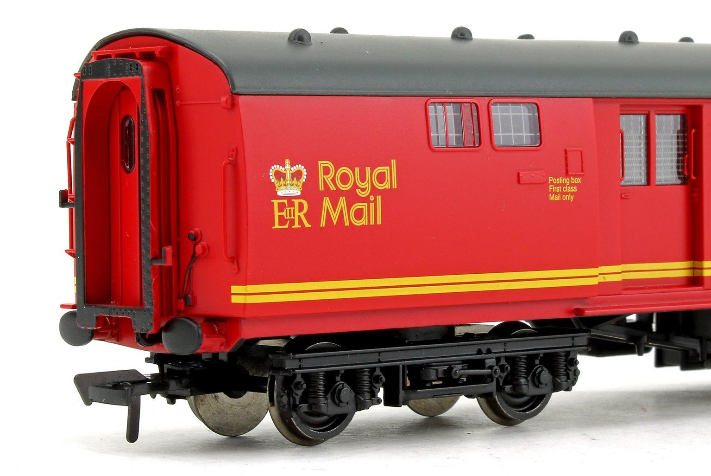 BR Mk1 POS Post Office Sorting Van Royal Mail Letters