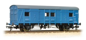 Ex-Southern CCT Covered Carriage Truck BR Blue
