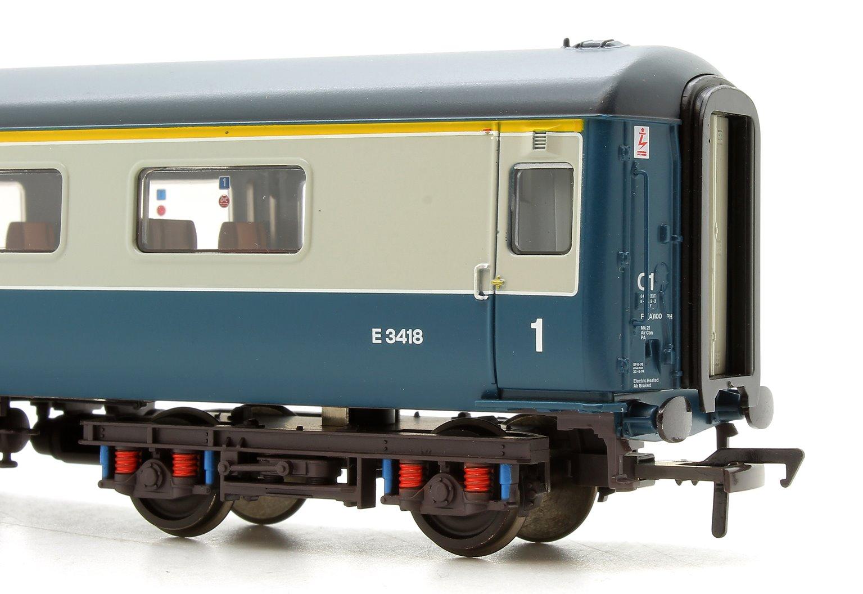 BR MK2F FO First Open Blue & Grey