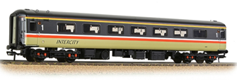 BR Mk2F FO First Open BR InterCity (Swallow)
