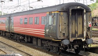 BR Mk2F RFB Restaurant First Buffet Virgin Trains (Original)