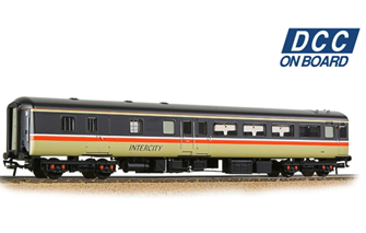 BR MK2F BSO Brake Second Open BR InterCity (Swallow) - DCC Fitted