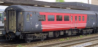 BR Mk2F BSO Brake Second Open Virgin Trains (Original)