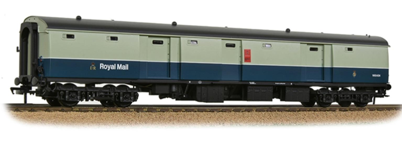 BR Mk1 POT Post Office Stowage Van BR Blue & Grey