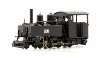 Baldwin Class 10-12-D 590 Welsh Highland Black