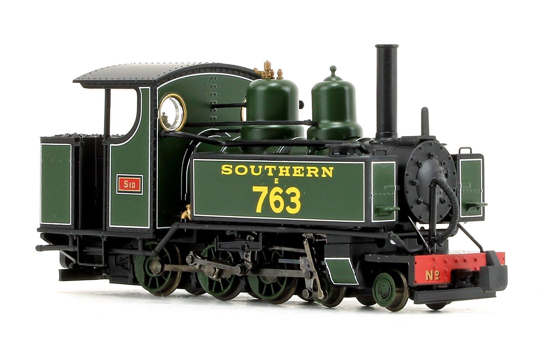 Baldwin 10-12-D Tank E763 'Sid' SR Maunsell Green