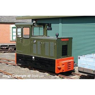 Baguley-Drewry 70hp Diesel Green