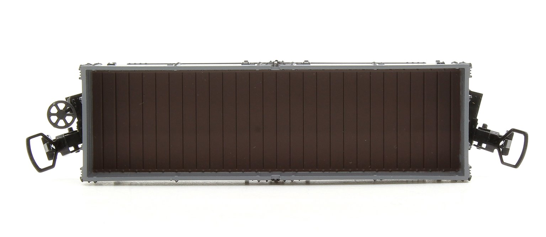D Class Open Bogie Wagon Nocton Estates Light Grey
