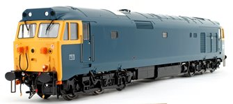 Class 50 BR Blue Refurbished (Un-numbered) Diesel Locomotive