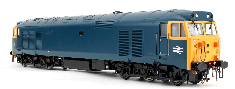 Class 50 BR Blue Refurbished (Un-numbered) Diesel Locomotive