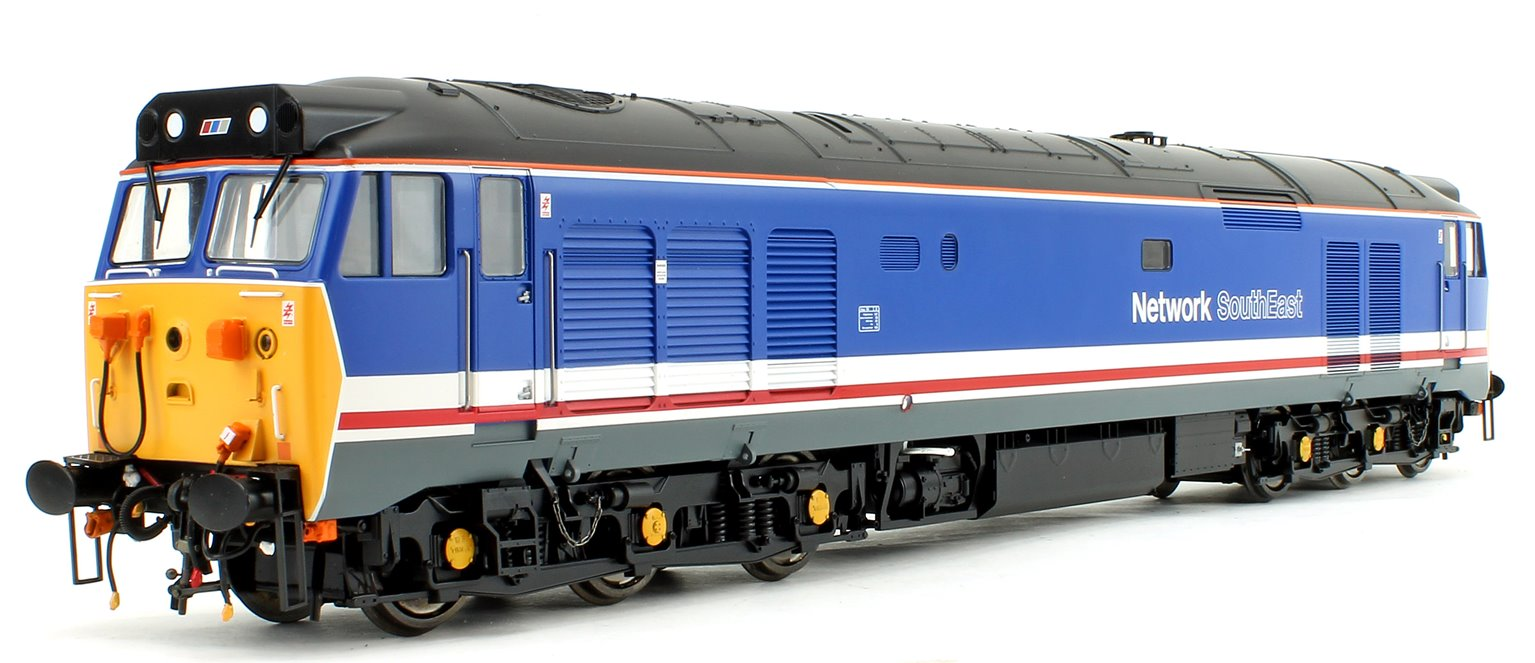 Class 50 Revised Network South East Diesel Locomotive
