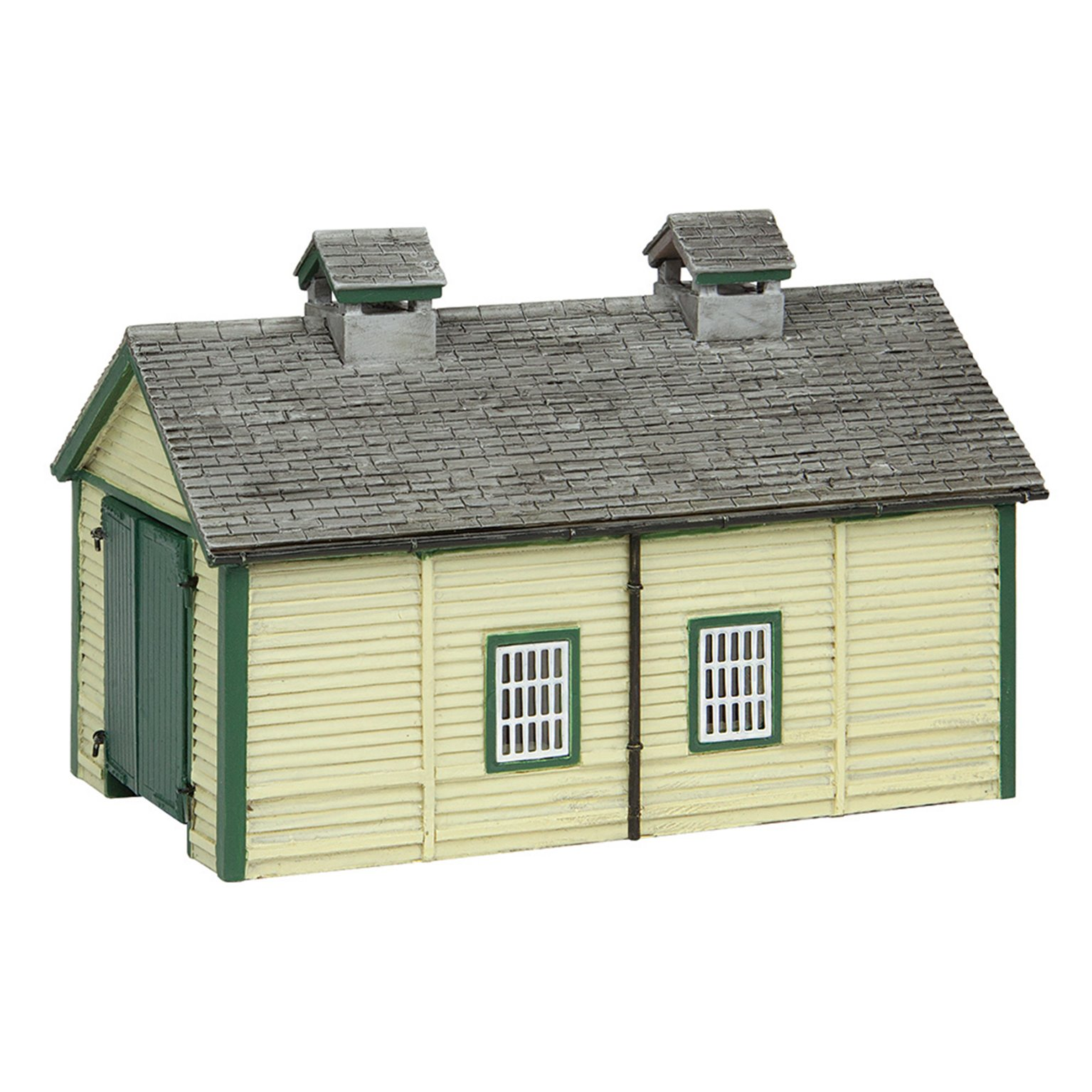 Wooden Engine Shed