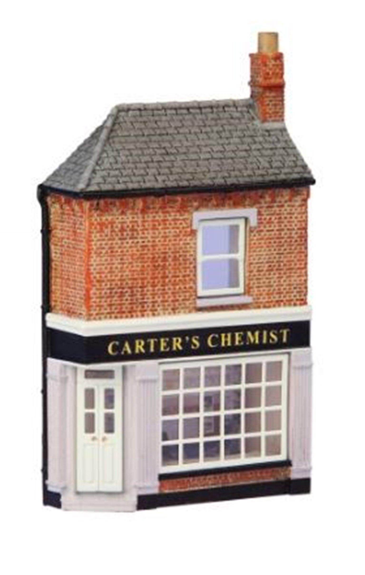 Low Relief Corner Chemists