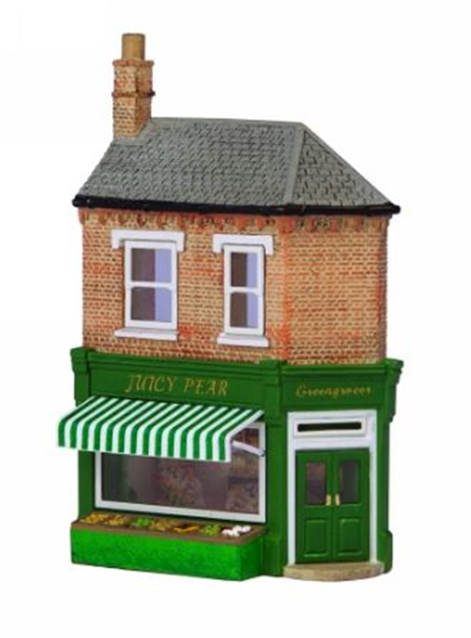 Low Relief Greengrocers
