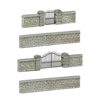 Stone Walls and Gates