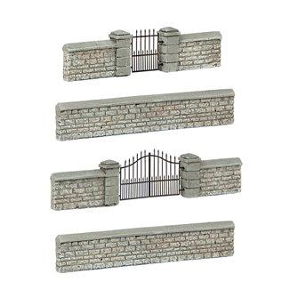 Stone Walls and Gates