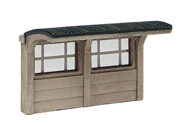 Concrete Bus Shelter