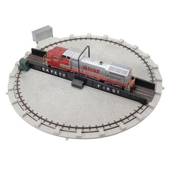 Atlas O Gauge Turntable
