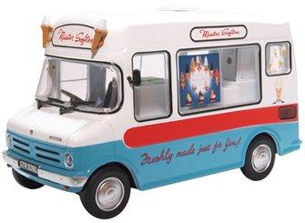 Bedford CF Ice Cream Van Morrison Mr Softee