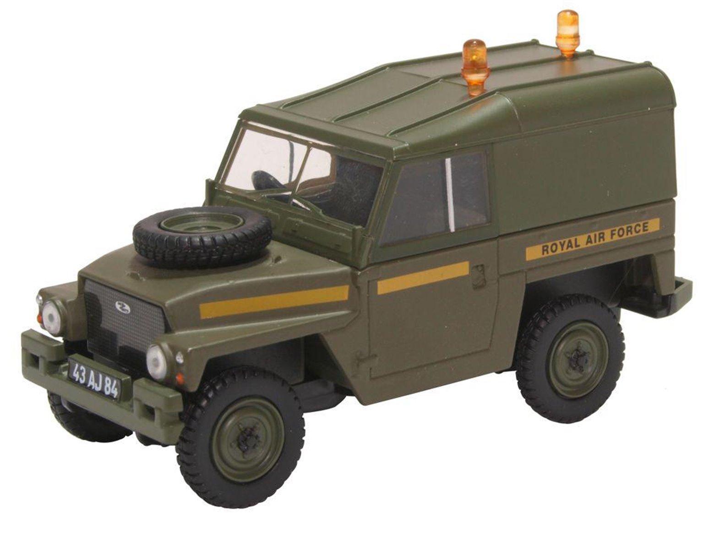 Land Rover Lightweight Hard Top RAF