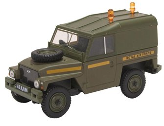Land Rover Lightweight Hard Top RAF