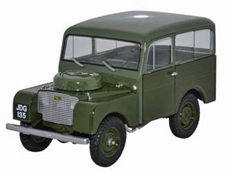 Land Rover Tickford Two Tone Green