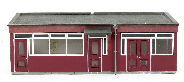 Prefab Commercial Building