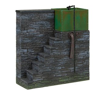 Narrow Gauge Slate built Water Tower