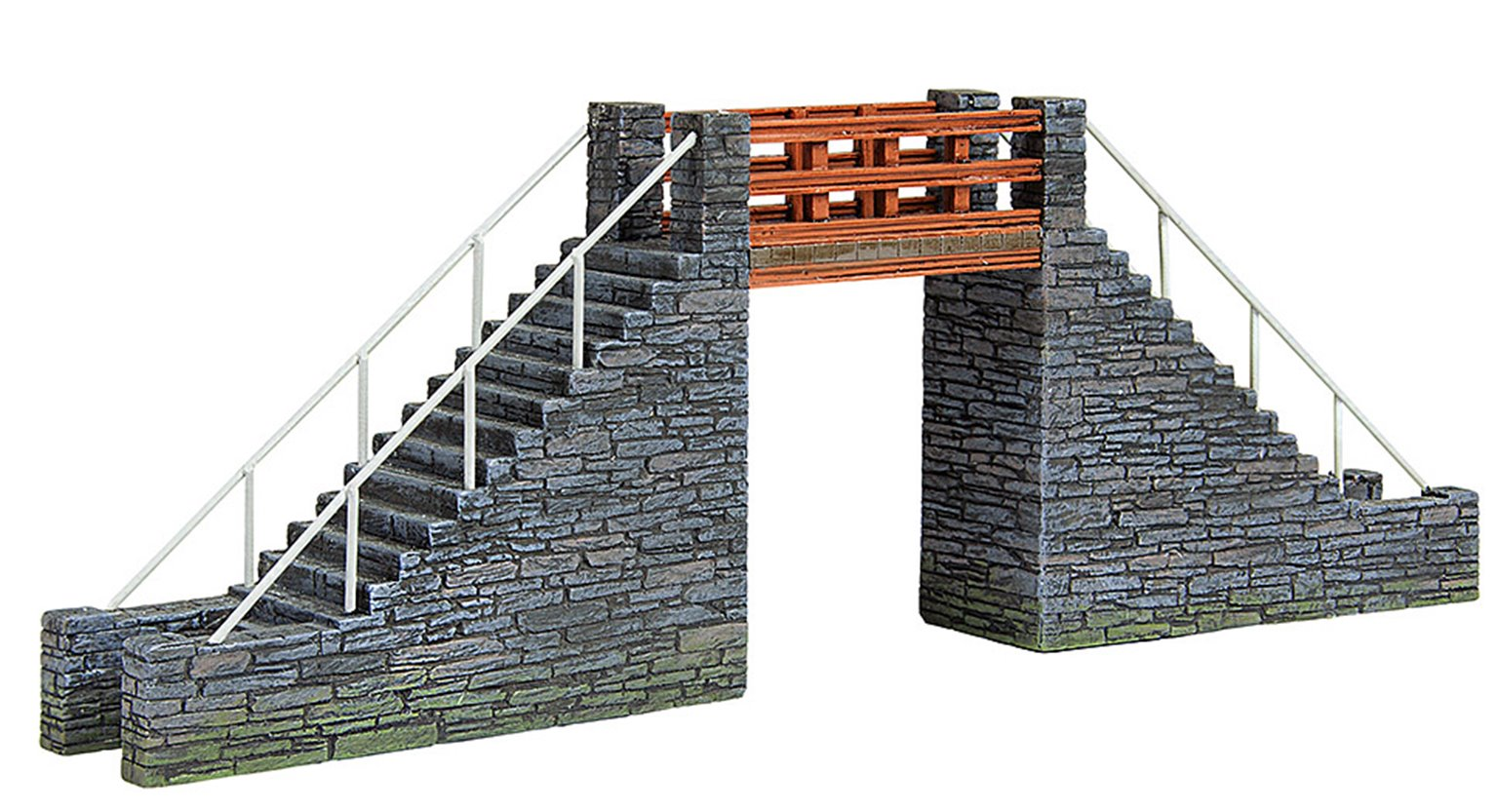 Narrow Gauge Slate Footbridge