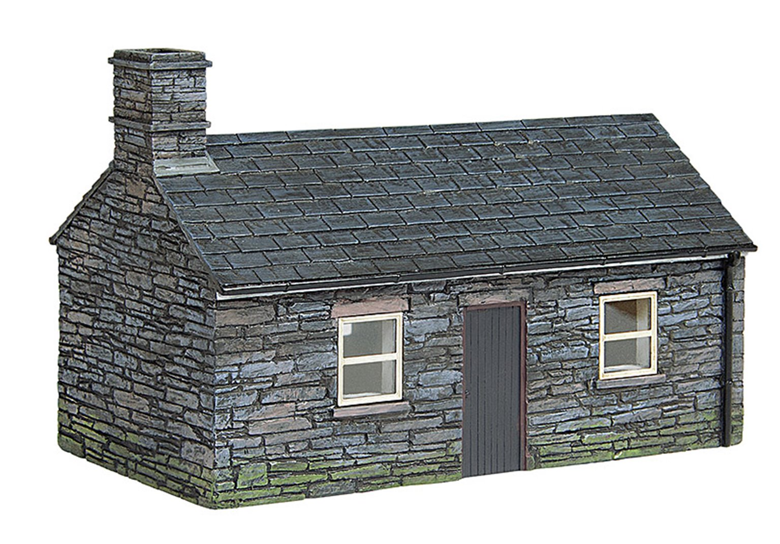 Narrow Gauge Slate Worker's cottage