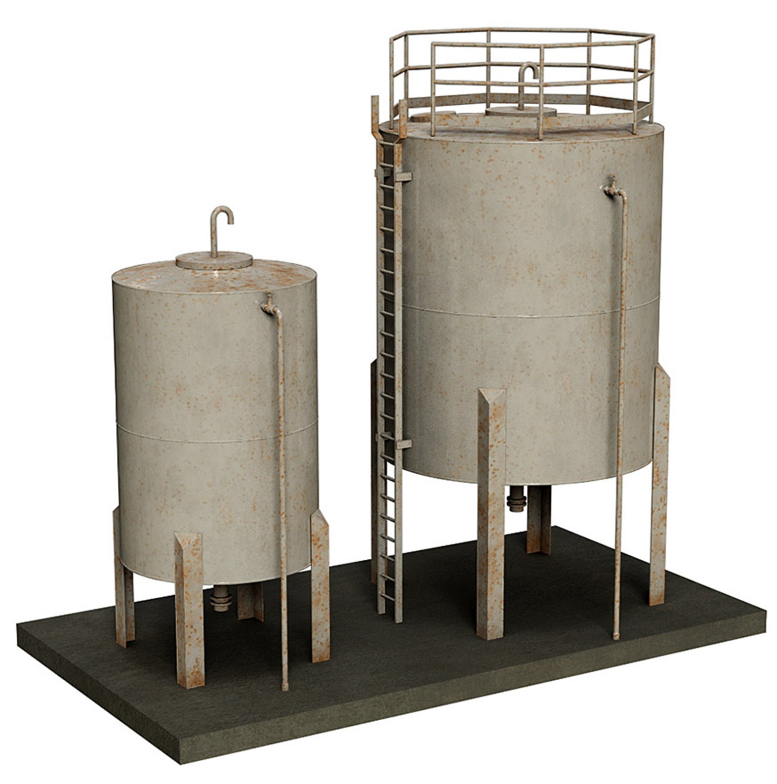 Depot Storage tanks