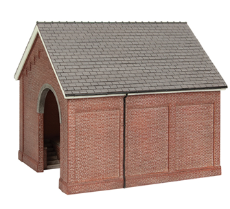 Lucston Goods Shed