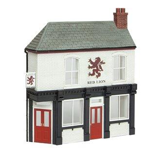 Low Relief Corner Pub 'The Red Lion'