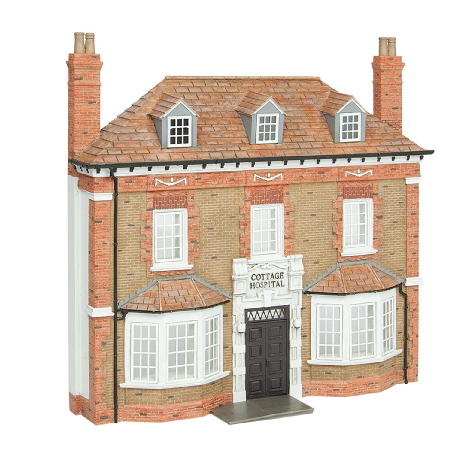 Low Relief Cottage Hospital