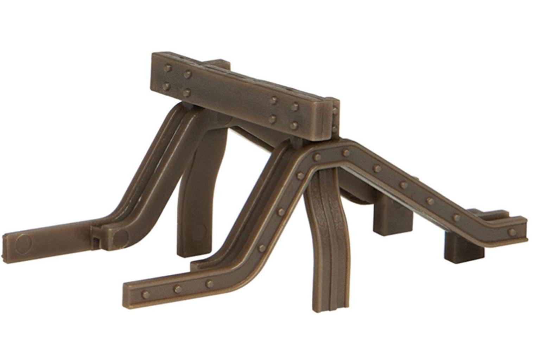 Rail Built Buffer Stops (x2)