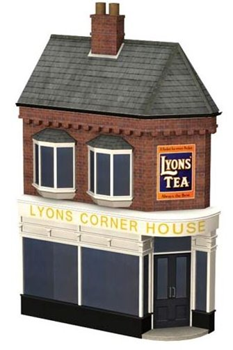 Low Relief Lyons Corner House