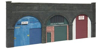 Low Relief Railway Arches