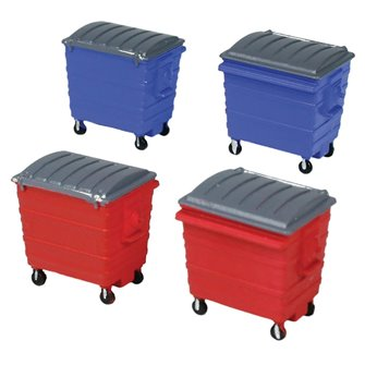 Commercial Lid Skips x 4