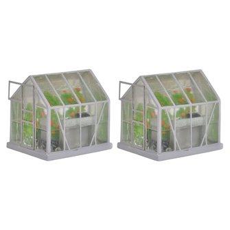 Greenhouses x 2