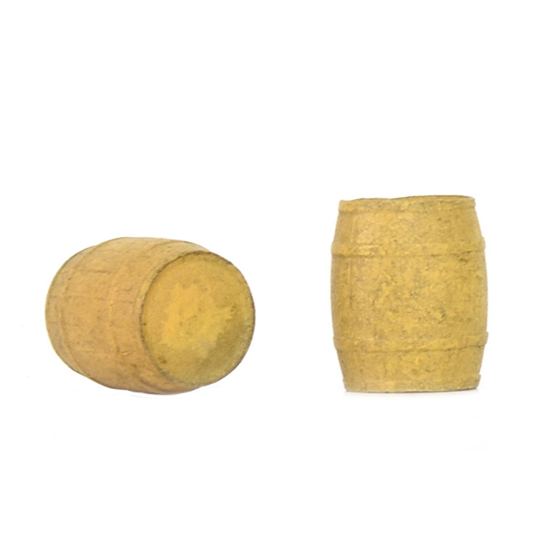 Wooden Barrels x 10