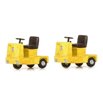 Platform Tractor Units x2