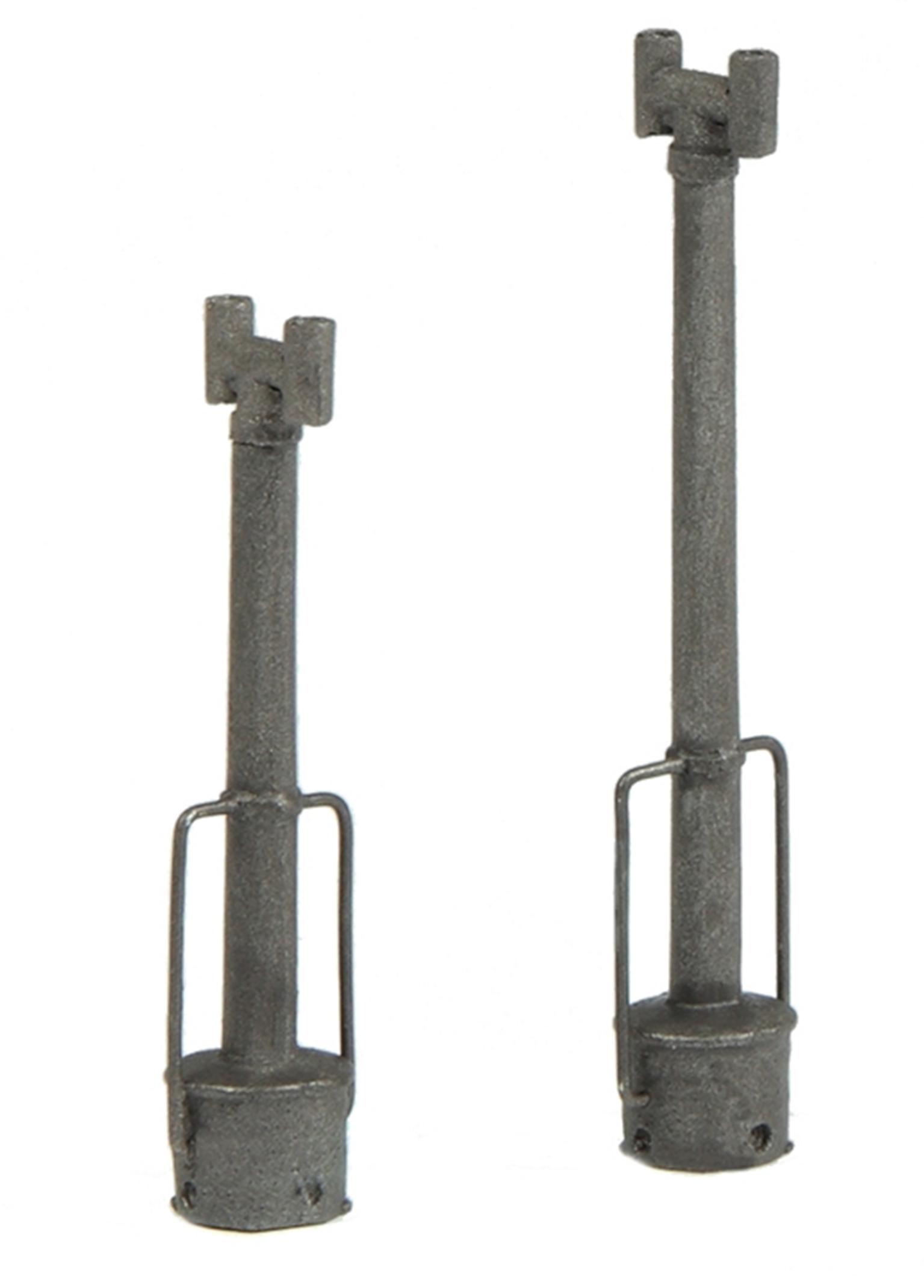 Braziers (x2)