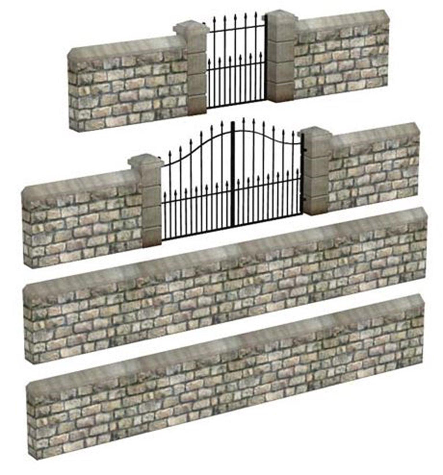 Stone Walls and Gates Various
