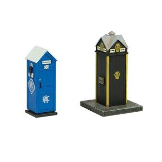 Roadside Rescue Phone Boxes